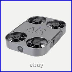 AirSelfie2 Portable Camera Drone in aluminium with leather case Air Selphie