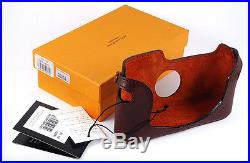 Artisan & Artist Leather Half Case for Leica M2 M3 M4 M6 MP Cameras. Brown LMB