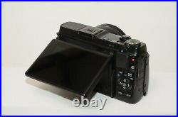 Canon G1x Mark 2, Fantastic Condition, Hardly Used With Canon Case, All Boxed