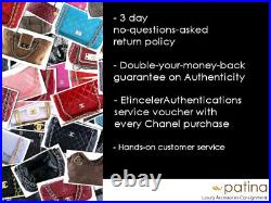 Chanel Medium Classic Quilted Camera Case Bag SHW 63290