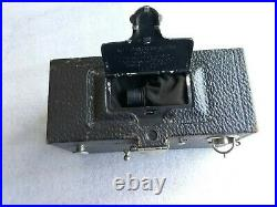 Eastman Kodak No. 1 Panoram Wide Angle Camera With Leather Case
