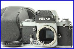 Exc+5 In Leather Case Nikon F2 Dp-1 Photomic 35mm Film Camera Slr Body Japan
