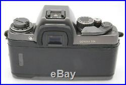 Excellent+5 CONTAX S2b + Leather Case SLR Film Camera Body SN021357 From Japan