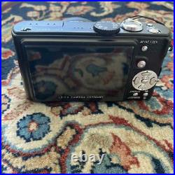 Excellent+++++ Leica D-LUX3 Black Luxury Compact Digital Camera withLeather Case
