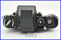 Excellent+++ Nikon F3 HP Body SLR Film Camera with Leather Case from Japan #3773