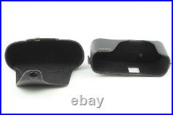 FedExRARE! BOXED UNUSED Contax T2 Semi Hard Leather Case For T2 Camera JAPAN