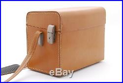 Fedexnear Minthasselblad Genuine Brown Leather Case For Swc Series
