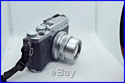 Fuji X30 Boxed with Leather Camera Case and Extras