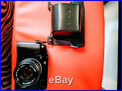 Fuji x pro 1 camera excellent condition Inc 50mm lens and Fuji leather case