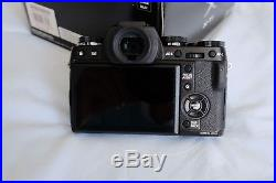 Fujifilm X-T1 16.3MP Digital Camera Body, Boxed with 1/2 leather case, Excellent