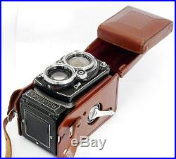 GENUINE Leather Case for Rolleiflex 2.8 Camera Models Original by ROLLEI