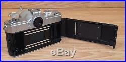 Genuine Vintage Fujica (ST701) Film Camera With Leather Case & Lens READ