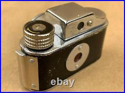 HOMER Hit Type Vintage Subminiature Camera withLeather Case Clean