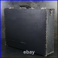 Hasselblad 516 500 Series Black Leather Camera System Case for V System #1