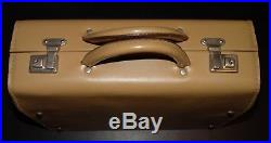 Hasselblad Attache Case # 511, Genuine Swedish leather and Suede, VERY CLEAN