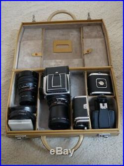 Hasselblad Compartment Leather Case