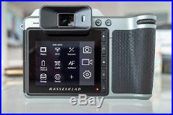 Hasselblad X1D-50c 50MP Digital Camera with 2 Batteries, Leather Case & M Adapter