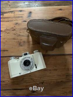 Ilford Advocate Mk2 35mm Film Camera with Leather Case
