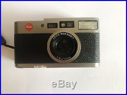 LEICA CM FILM CAMERA -Excellent condition tested with new battery + Leather Case