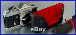 LUIGI's CASE for CLASSIC NIKON F2,12 COLORS LOOK LOWERED $ PRICE, DUE EXCHANGE