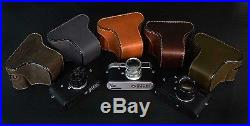 LUIGI's FULL CASE FOR LEICA MP/M240, VARIOUS COLORS AVAILABLE READY, MAKE A CHOICE