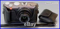 LUIGI's FULL CASE for LEICA X2 and X1, FINEST DIGITAL COMPACT, SOME READY TO SHIP