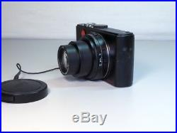 Leica D-LUX 3 10.0MP Digital Camera Black With Leather Case