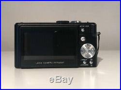Leica D-LUX 3 10.0MP Digital Camera Black With Leather Case, Box & Accessories
