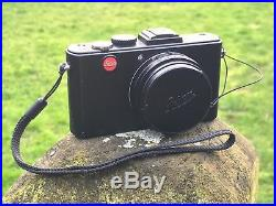 Leica D-LUX 5 Camera with Genuine Leica Leather Case