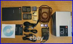 Leica D-Lux 3 10.0MP Digital Camera with Leather case