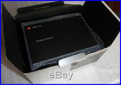 Leica D-Lux Digital Camera, boxed, with charger, leather case, instructions etc