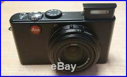 Leica D-lux 3 Camera & Leica Brown Leather Case