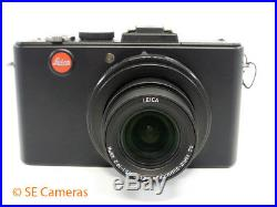 Leica D-lux 5 Compact Digital Camera 18150 & Genuine Leica Leather Case