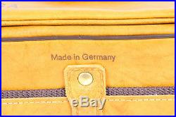 Leica Leitz Tan/Brown Leather Camera Case withStrap