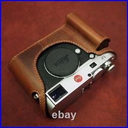Leica M / M-P typ 240 (with Multifunction handgrip) case Arte di mano