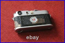 Leica M3 Rangefinder DS 35mm Camera with Leather Case and Leica Meter MR
