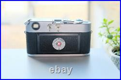 Leica M4 35mm Analogue Range Finder Film Camera, Leather Case, Germany