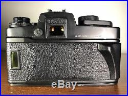 Leica R6 35mm Film Camera Body with Cap & Leather Case-CLAd