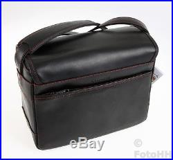 Leica System Case Oberwerth For Leica Size M Leather, Black (14892) New In Box