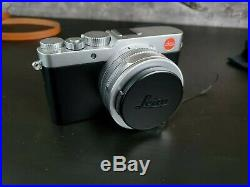 Leica d-lux 7 + Battery And Authentic Leica Leather Case