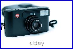 MINT Leica C1 camera in leather case. WORKS PERFECTLY