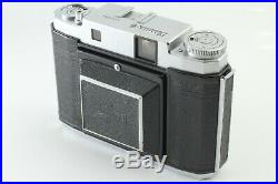 Mamiya 6 Six Auto Mat 6×6 Rangefinder Film Camera with Leather Case From Japan