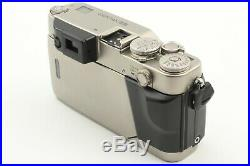 N. MINT CONTAX G2 Camera with 28mm, 45mm, 2Lens, TLA200, Leather case & more JPN