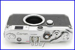 NEAR MINT CANON L2 35MM RANGEFINDER FILM CAMERA BODY With LEATHER CASE BY FEDEX