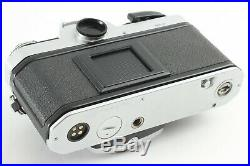 Near MINT with Leather Back Case Nikon FE2 35mm SLR Film Camera from JAPAN S138