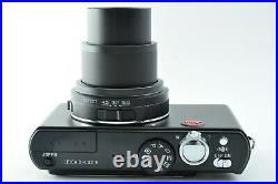 Near Mint Leica D-LUX 3 Digital Camera Black with Leather case from Japan