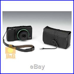 New boxed Ricoh GR II Digital Camera Limited Edition Kit + Leather Case Bundles