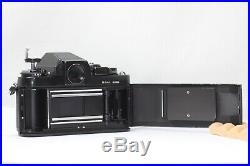 Nikon F3 35mm SLR Film Camera Body Only with Genuine Leather Camera Case Japan