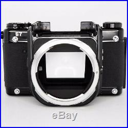Pentax 67 Camera Body with TTL Finder & Takumar 55m F3.5 100 Lens & Leather Case