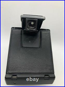 Polaroid SX-70 Land Camera Alpha 1 Model 2 with Leather Case Tested & Working